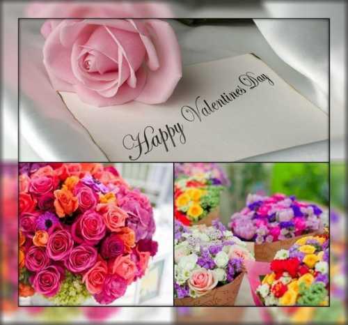Красивые валентинки на день влюблённых и 14 февраля (15 фото)