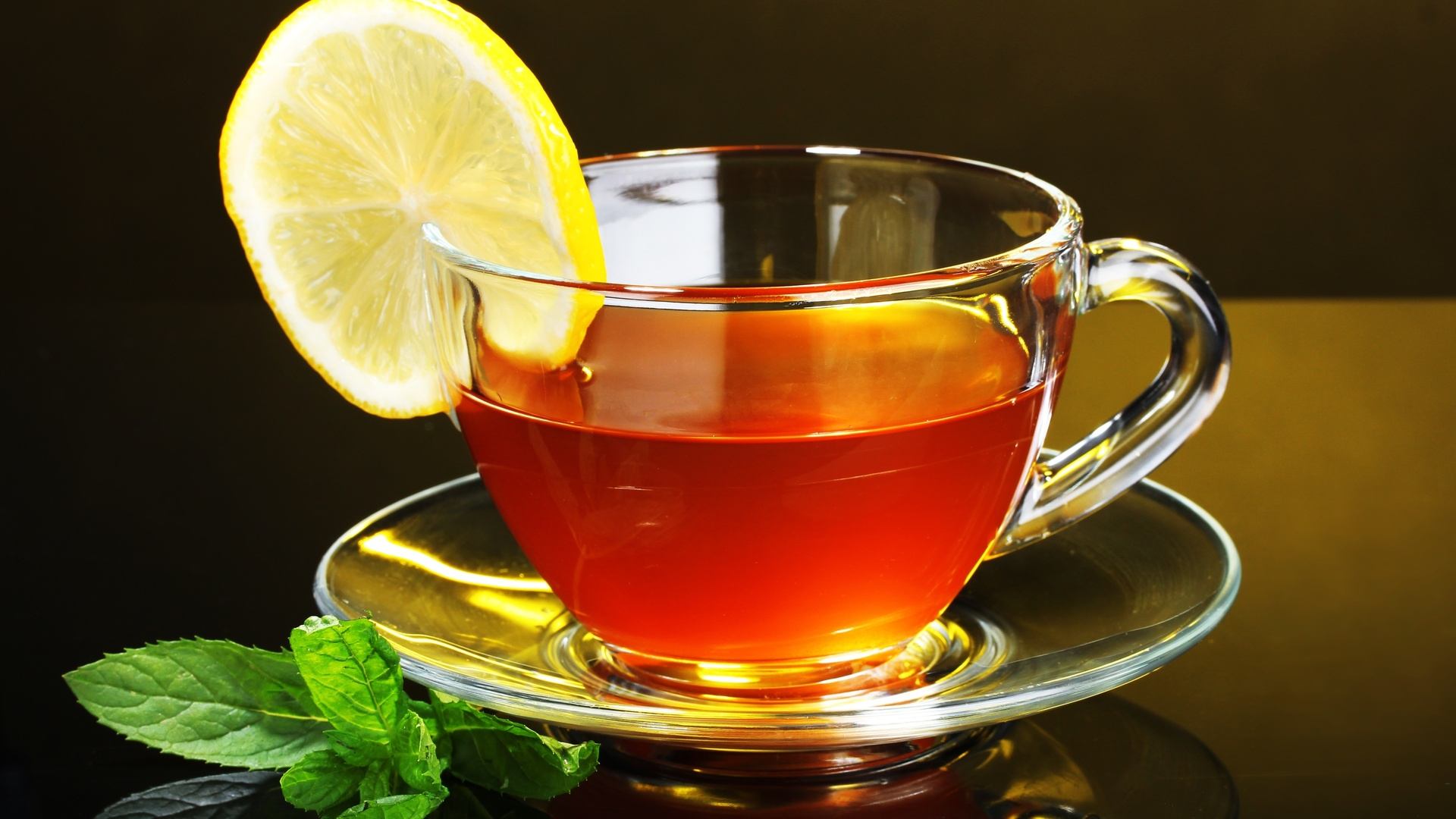 вечером мы любим чай