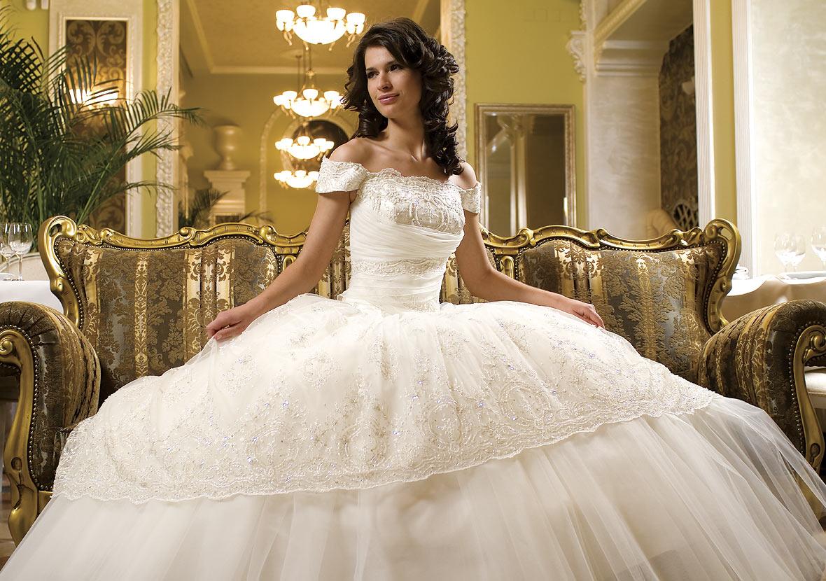 Купить Свадебное Платье Шикарное