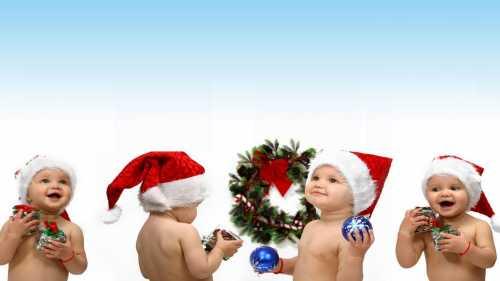 Дети и Новый год