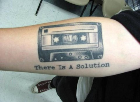 Какие бывают татуировки