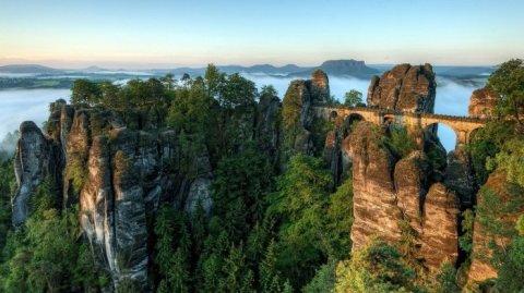 Красивейшие места мира (75 фото)