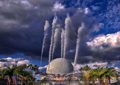 Красивейшие фонтаны мира (27 фото)