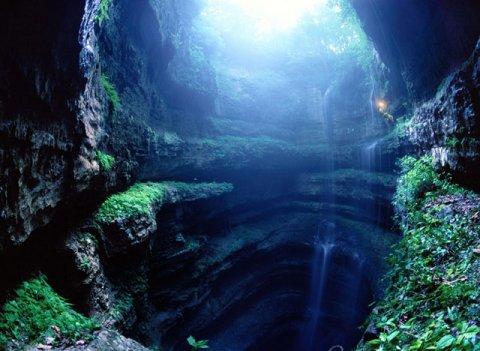 Самые красивые пещеры мира (48 фото)