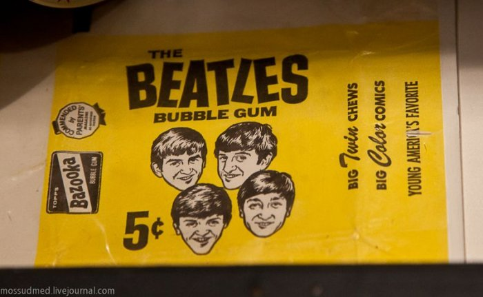 ����� ������� The Beatles � ��������� (24 ����)