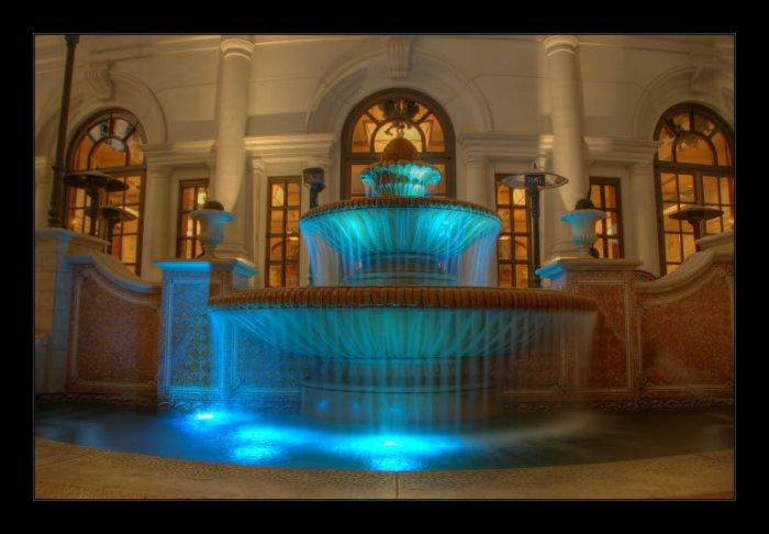 Картинки красивых фонтанов