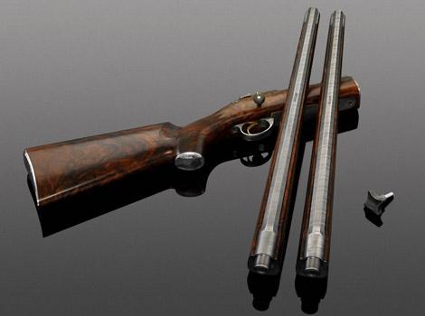 Самое дорогое в мире охотничье ружье (12 фото)